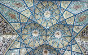 پاورپوینت بررسی هندسه در معماری اسلامی