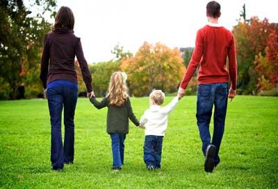 دانلود تحقیق نقش زن و شوهر در آرامش خانواده